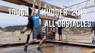 Tough Mudder LA 2019: ALL OBSTACLES