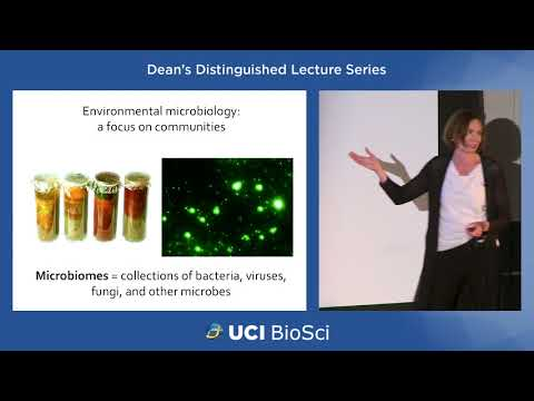 Dean's Distinguished Lecture Series - Dr. Jennifer Martiny