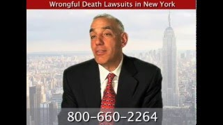 New York City Wrongful Death Lawyers Explain Your Rights After the Death of a Loved One