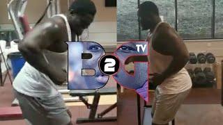 La Joie du Lion de Guédiawaye du Jamais vue!!! BG2 se défoule sur une musique Ivoirienne