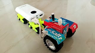 colgate truck || how to make a toys truck || electric truck || truck for kids