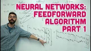 10.12: Neural Networks: Feedforward Algorithm Part 1 - The Nature of C