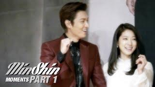 MinShin Moments - Part 1 -