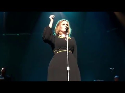 Adele - I Miss You (Live At The Wiltern) 2/12/2016