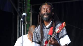 "Jashwha Moses with Full Force & Power Band ""No War On Earth"" Bristol Harbour Festival 26th July 2013"