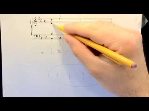 Figured Bass in Music: Chorale Style