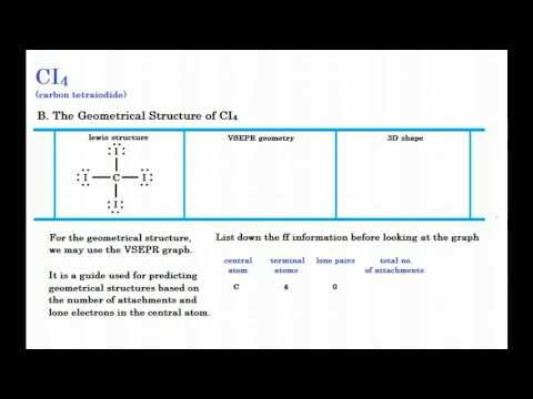 Ci4 Lewis Structure Help