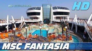Dubai Cruise videos: 01. MSC Fantasia - Exploring The Ship: https:/...