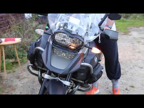 How To: Installing Dynamic Motorrad LED Turn Signals - R1200 GS Adventure