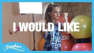 Zara Larsson - I Would Like - Cover by 13 y/o Sapphire