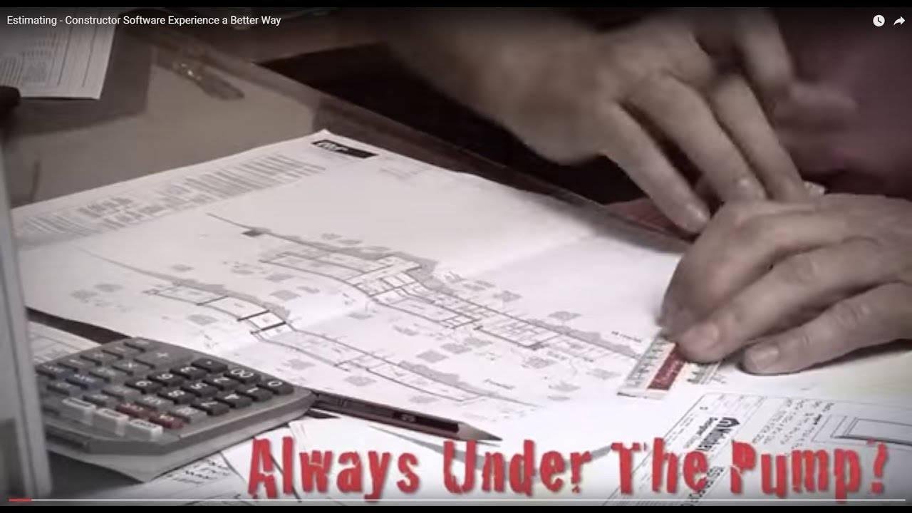 Estimating Software for Builders | Construction Management
