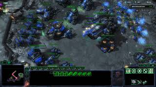 StarCraft II: Wings of Liberty 劇情戰役18 莫比斯係數(殘酷)