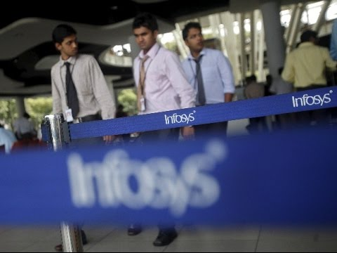 Infosys Stocks Fell by 10% | Full Report