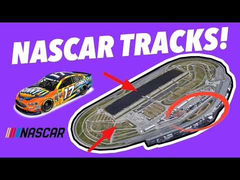 Critiquing Every NASCAR Cup Series Track - SECRETS of the BLACKTOP