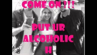 The Cataracs ft. Sky Blu(from LMFAO) - Alcoholic(Original Version)