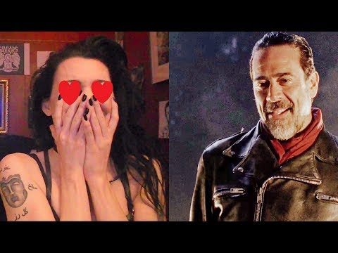 OFFICER FRIENDLY'S NEGAN REACTIONS COMPILATION