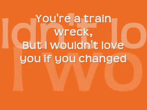 Demi Lovato- Trainwreck* + lyrics