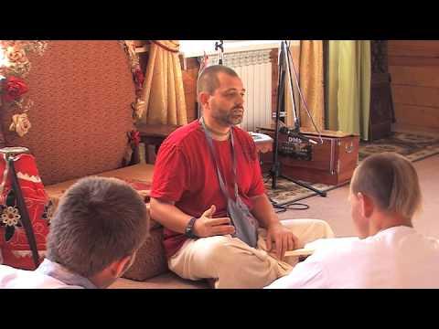 Шримад Бхагаватам 2.8.25 - Гопишвара прабху