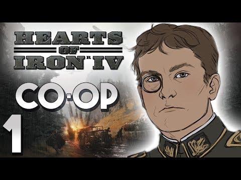 HOI IV CO-OP: Chain of Command - Week 1