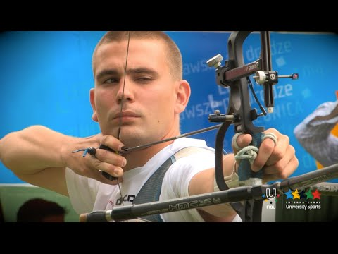 10th World University Archery Championship 2014 - Legnica - Poland