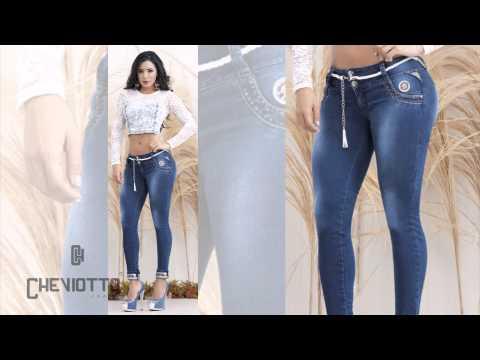 Colección Otoño/Invierno 2014 de Jeans Cheviotto 100% Colombianos