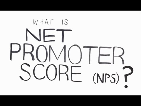 What is Net Promoter Score? (NPS)