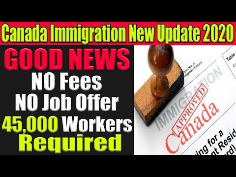 Canada Immigration New Update 2020   Quebec Skilled Worker
