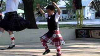 DHD Man Swords (3rd Show) San Antonio Highland Games 2011