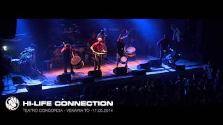 Hi Life Connection feat Timbales live at Concordia Theater - 2014