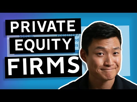 Which Private Equity Firm Should You Work For?