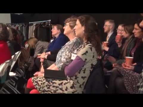 inspirational presenters at Cambridge Style Week