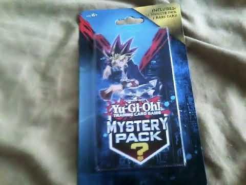 Yu gi oh Mystery pack???