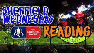 *Atdhe Nuhiu Hattrick?!?!* SWFC vs Reading ||FA Cup 4th Round|| ⚽💙