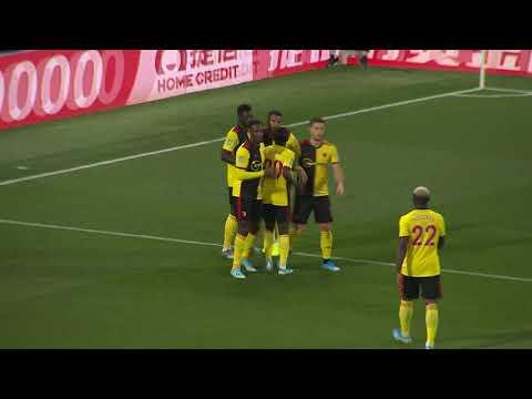 Watford v Coventry City highlights