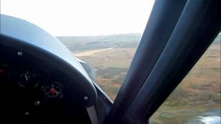 Flight around Gower South Wales.wmv