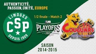 Grand Format SLUC-CSP playoffs game 2