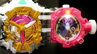 【DXジオウトリニティライドウォッチ】「ゲイツとウォズ三つの力を宿した大いなるジオウ!」 仮面ライダージオウトリニティ Kamen Rider Zi-O Trinity Ridewatch