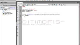 Php Dersleri Ders 51 - Mysql Server Baglantısı