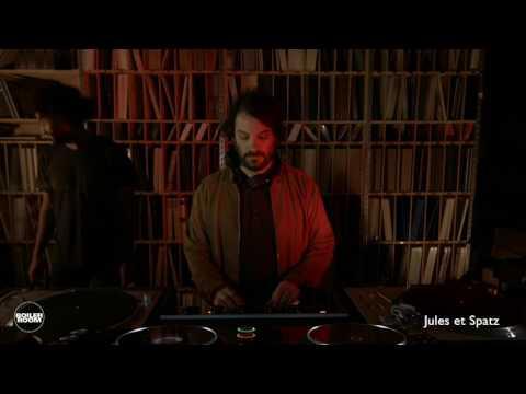 Electronic: Jules et Spatz Boiler Room Belrin Muting the Noise DJ Set