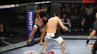 EA Sports UFC 2 Greatest Knockouts