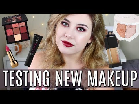 Full Face Testing NEW MAKEUP From SEPHORA! // Sephora VIB Sale Purchases Tested!