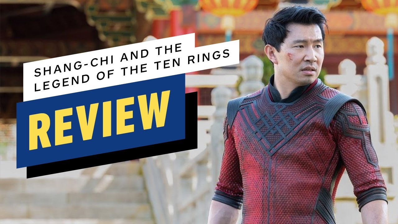 Review: 'Shang-Chi and the Legend of the Ten Rings' less than ...