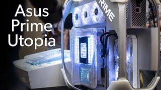 Asus' Prime Utopia wants to kill ATX