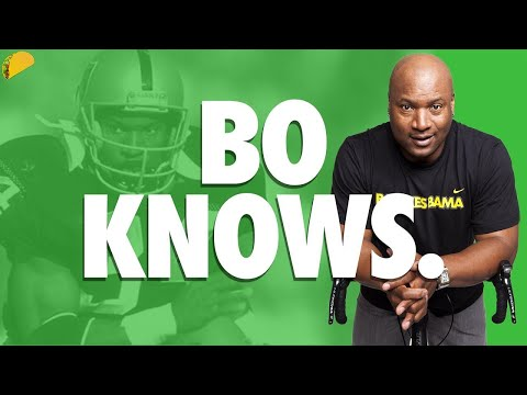 Bo Jackson: A 2018 Conversation with the Greatest Athlete Ever ...