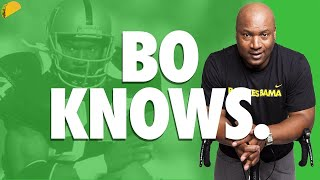 Video Bo Jackson: A 2018 Conversation with the Greatest Athlete Ever download MP3, 3GP, MP4, WEBM, AVI, FLV April 2018