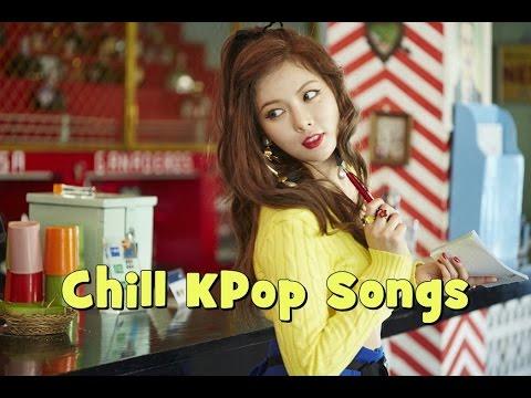 Chill KPop Songs Pt. 1