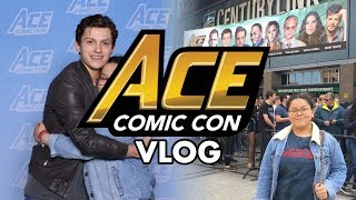 Ace Comic Con Seattle 2018 | Meeting Tom Holland