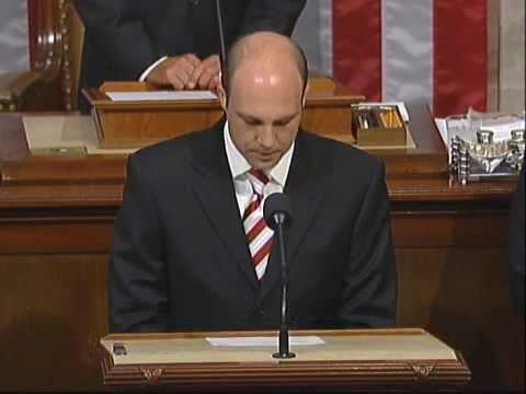 Chaplain Matthew Barnes Opens the House of Representatives in Prayer