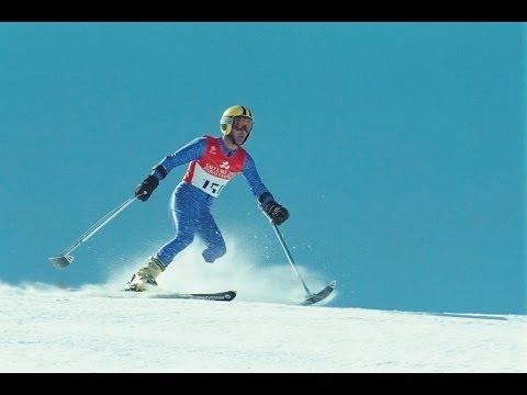 Alpine Skiing live fingerprinting