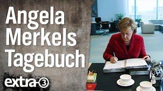 Angela Merkels Tagebuch – Berlin und Ich